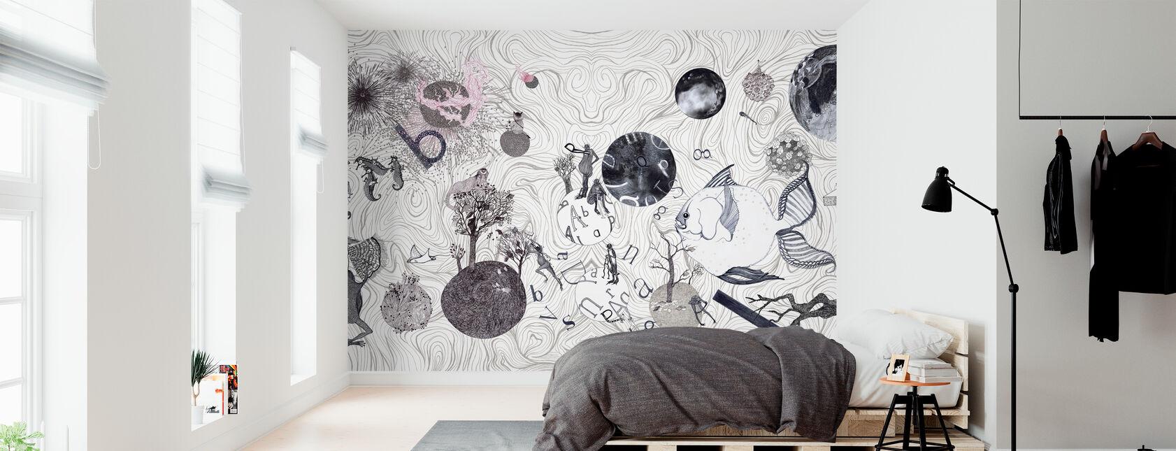 Mundi - Wallpaper - Bedroom