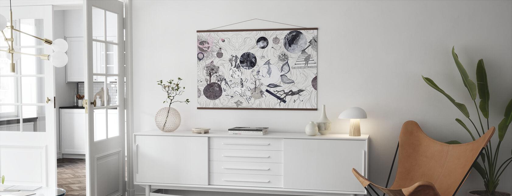 Mundi - Poster - Living Room