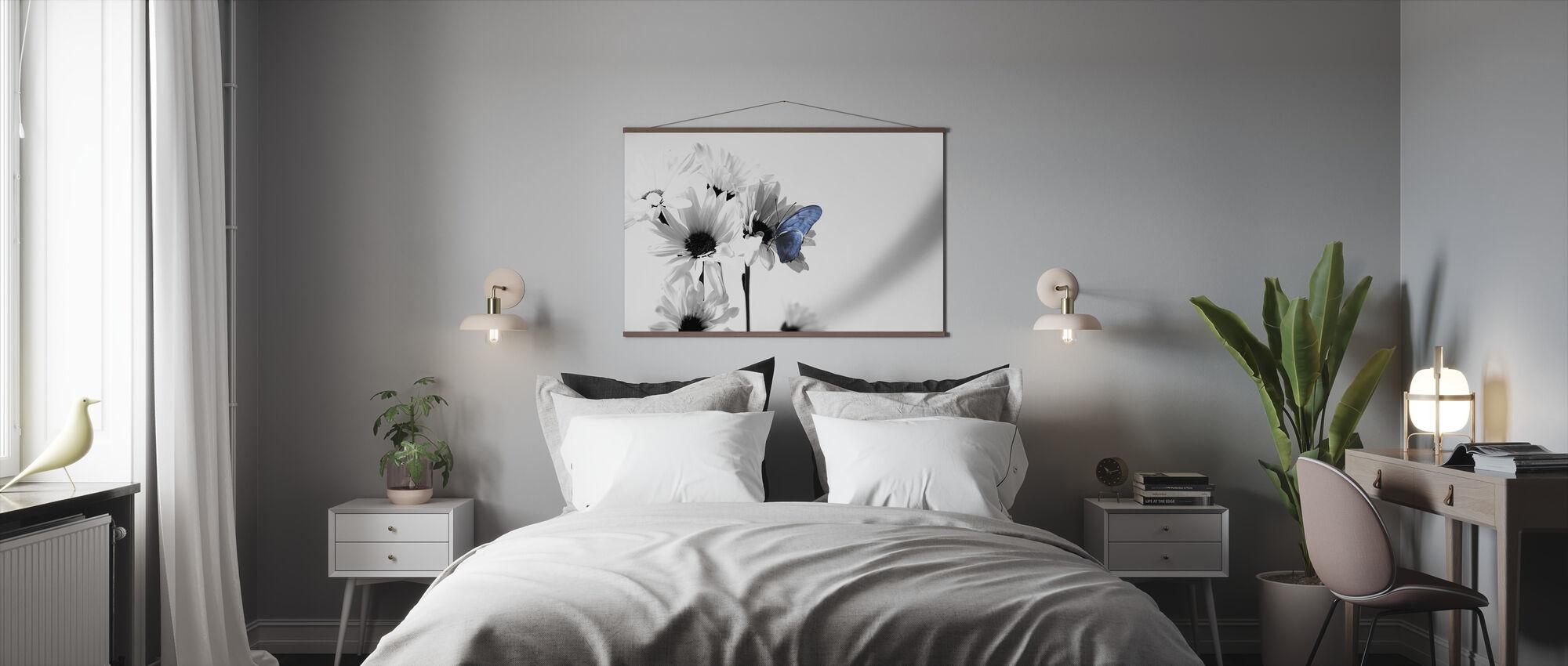 Julia fjäril - Poster - Sovrum
