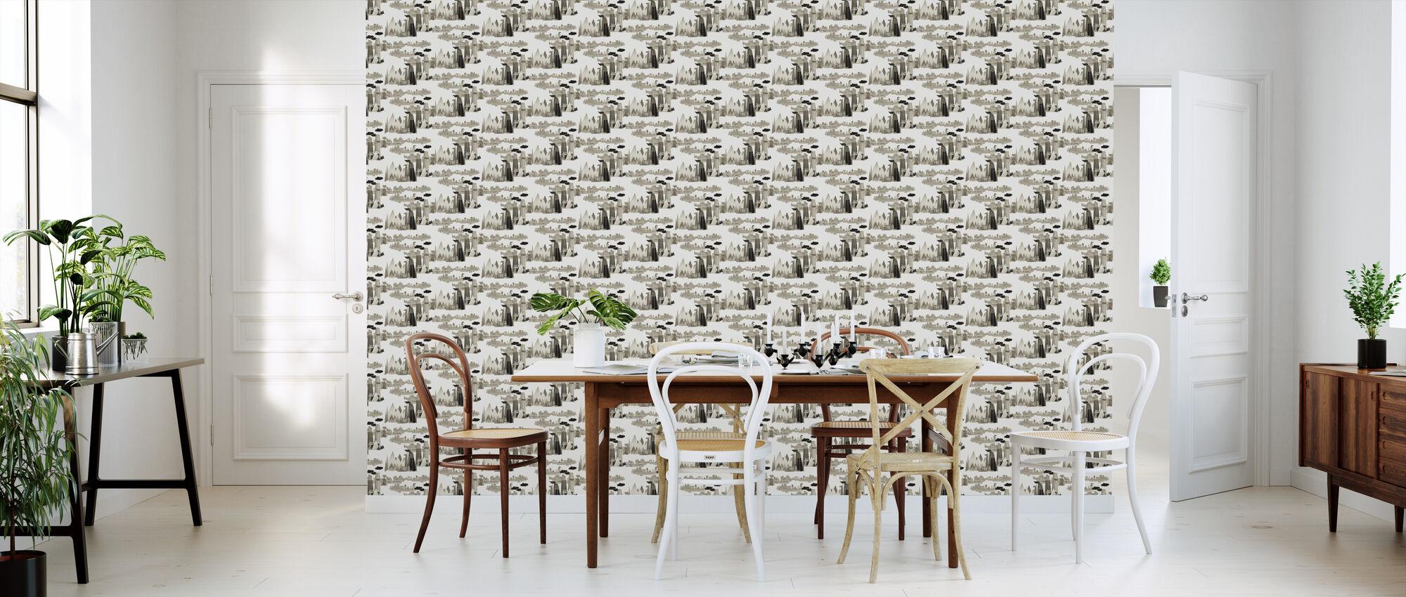 city view eine tapete f r jeden raum und jedes ambiente photowall. Black Bedroom Furniture Sets. Home Design Ideas