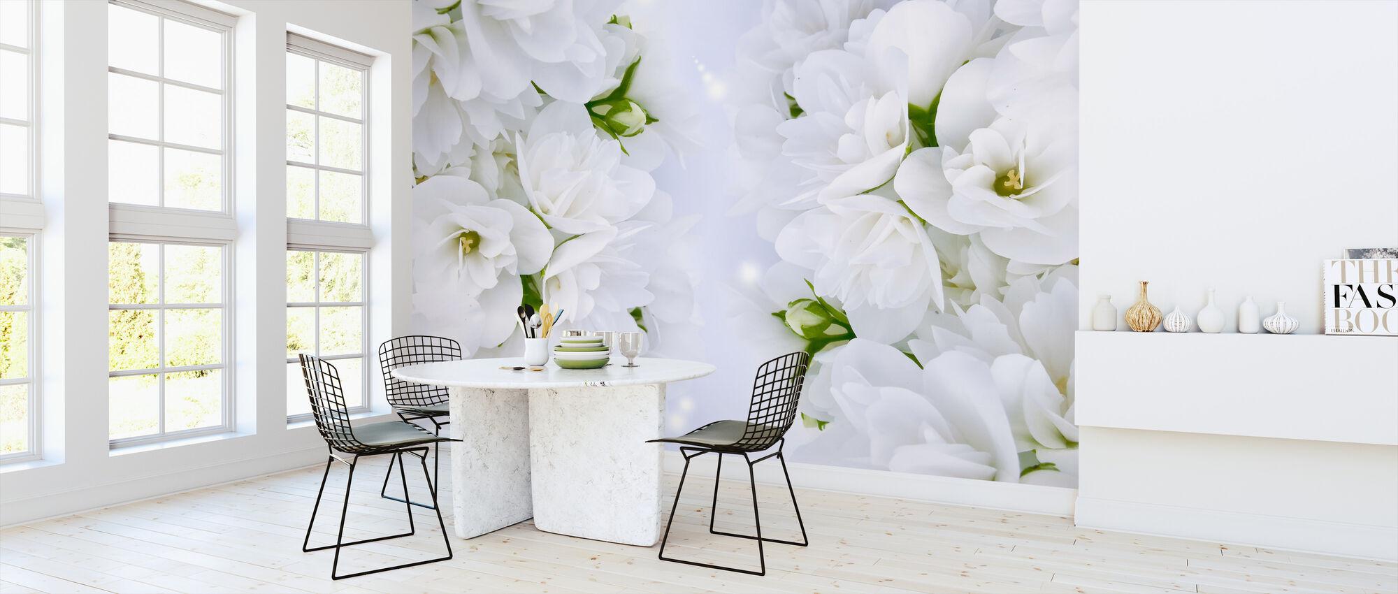 Beautiful Jasmine - Wallpaper - Kitchen