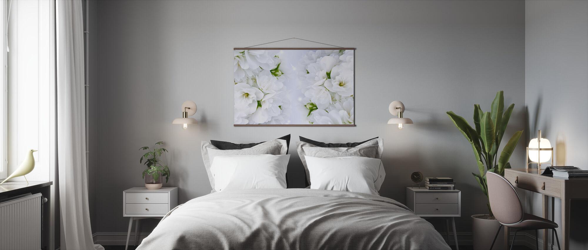 Kaunis Jasmine - Juliste - Makuuhuone