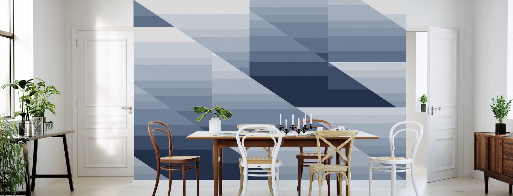 Arctica Blue - Wallpaper - Kitchen