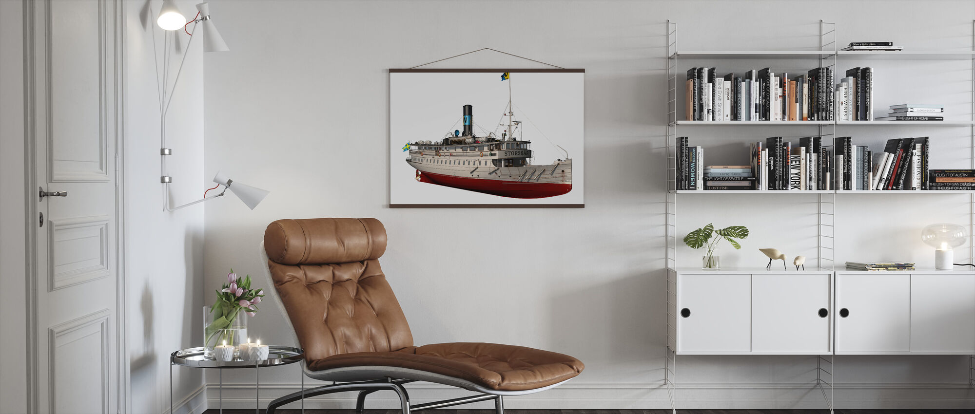 Great Cutting - Poster - Living Room