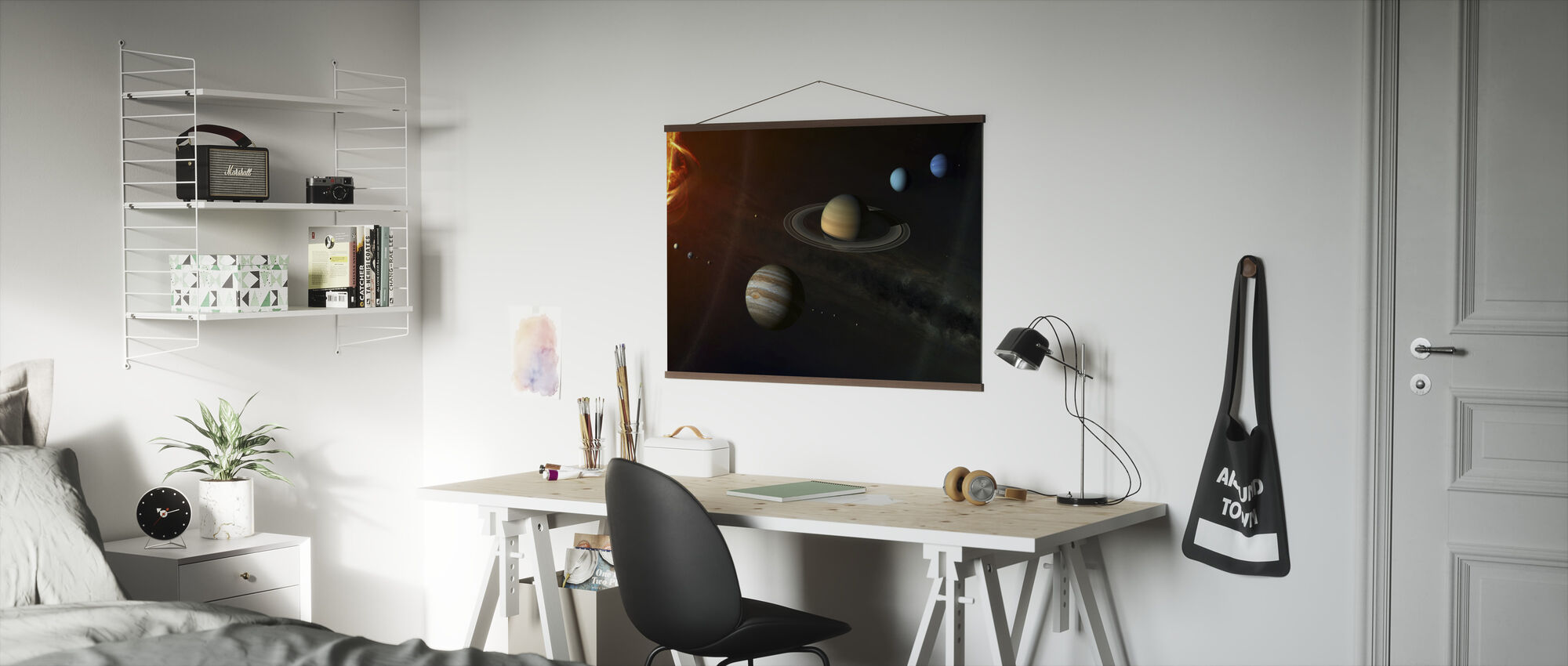 Solar System - Poster - Office