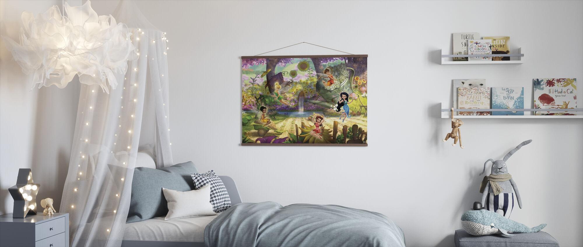 Fairies - Det er en Fairys verden - Plakat - Barnerom