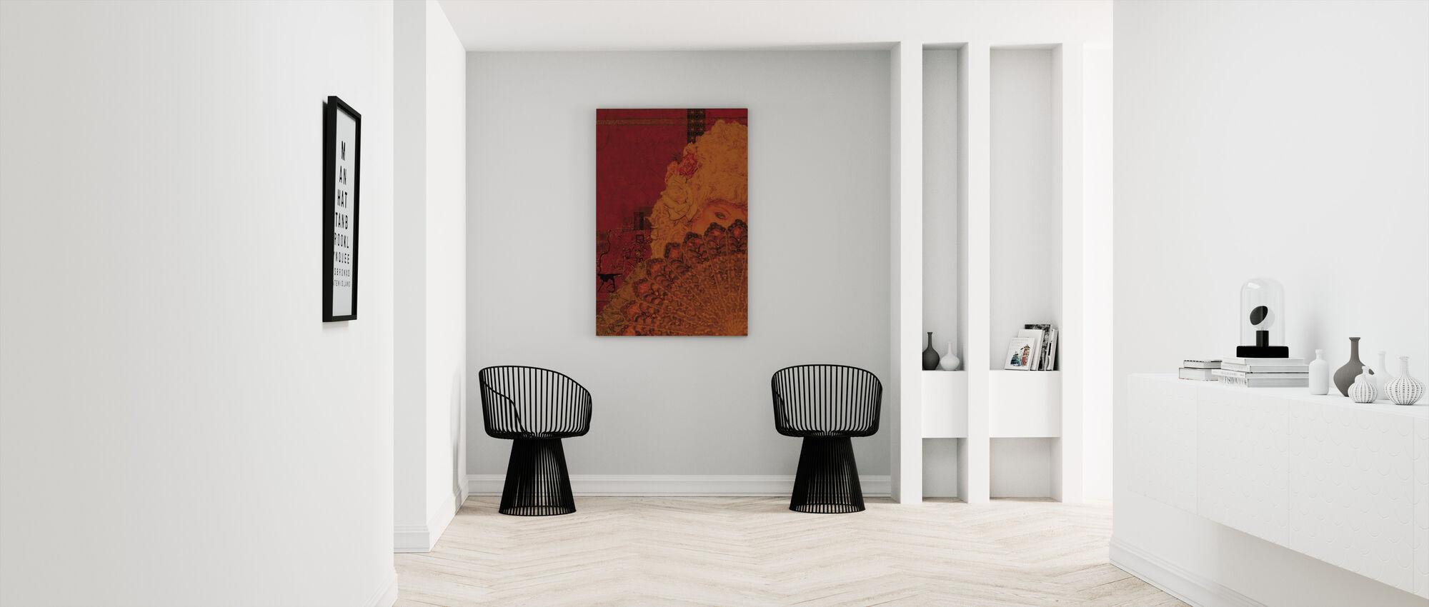 Marie Antoinettte - Canvas print - Hallway