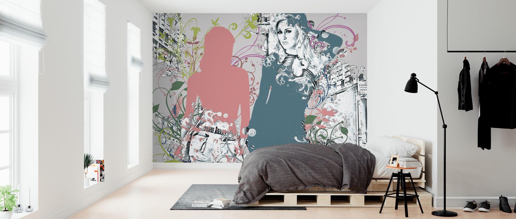 Beautiful Day - Wallpaper - Bedroom