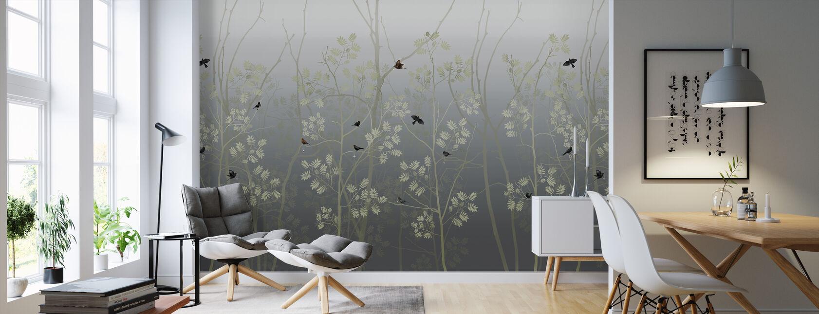 Last Emperor - Jade - Wallpaper - Living Room