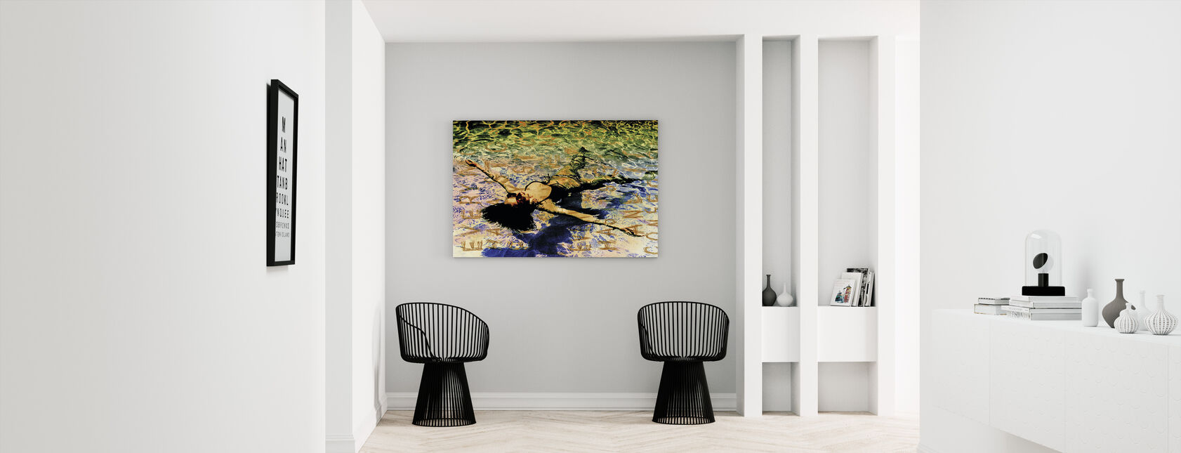 Free Soul - Canvas print - Hallway