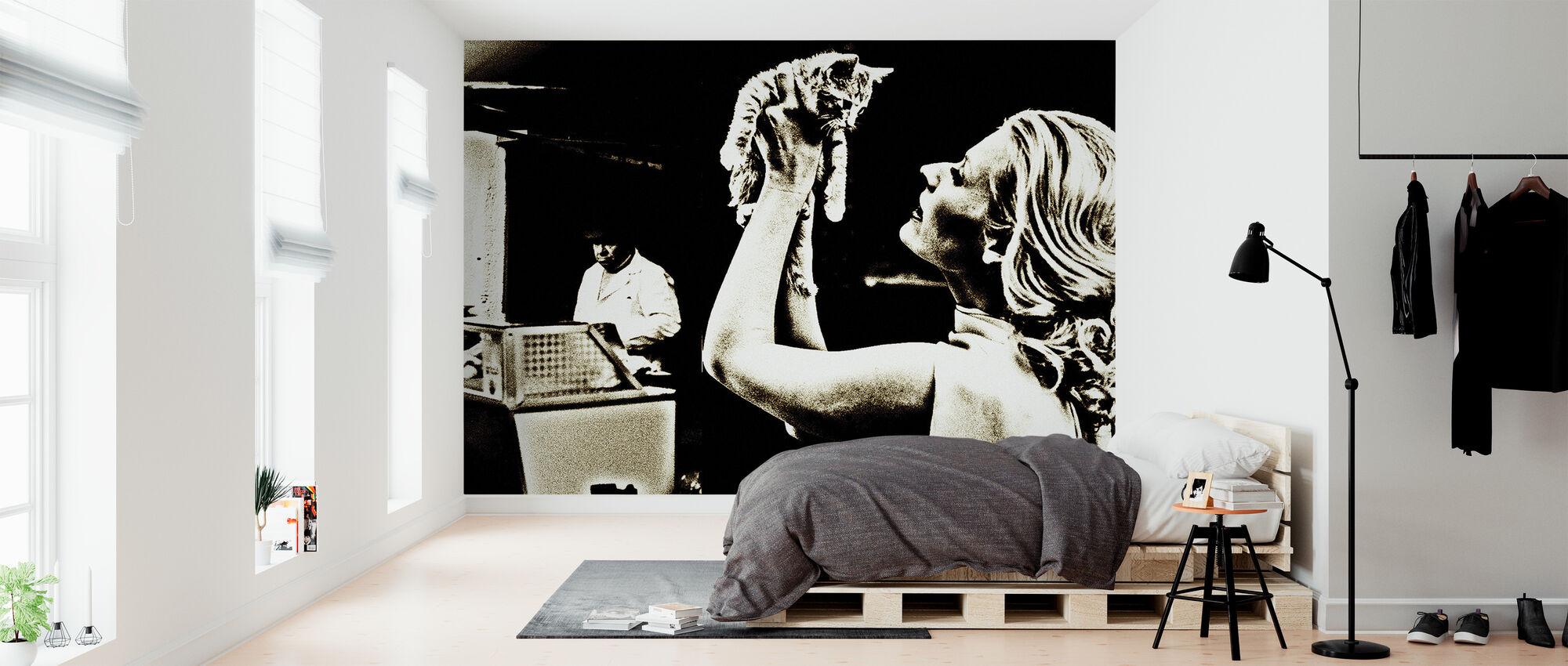 La Dolce Vita - Wallpaper - Bedroom