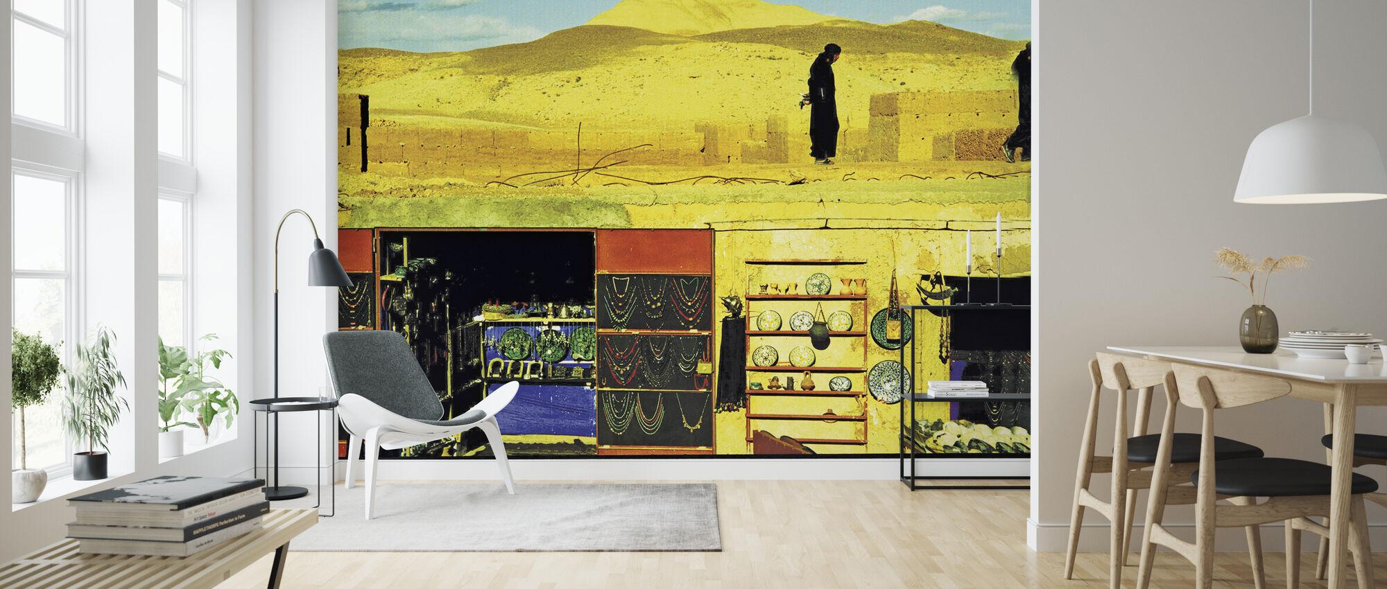 Saharassa - Tapetti - Olohuone