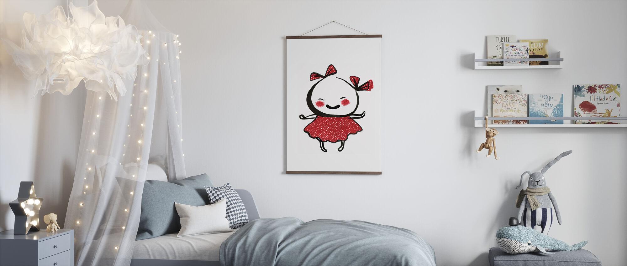 Mariko - Poster - Kids Room