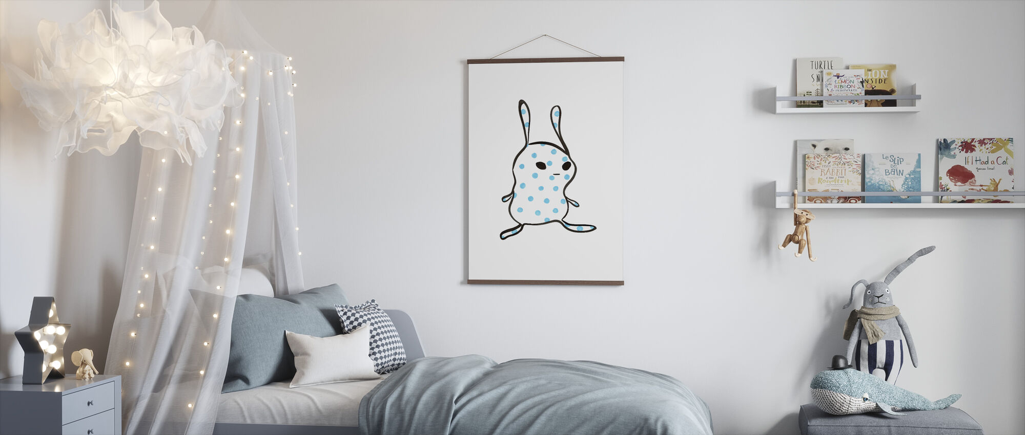 Bump - Poster - Kids Room