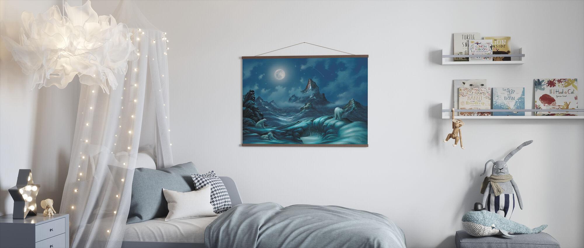 Herrer av Arktis - Plakat - Barnerom