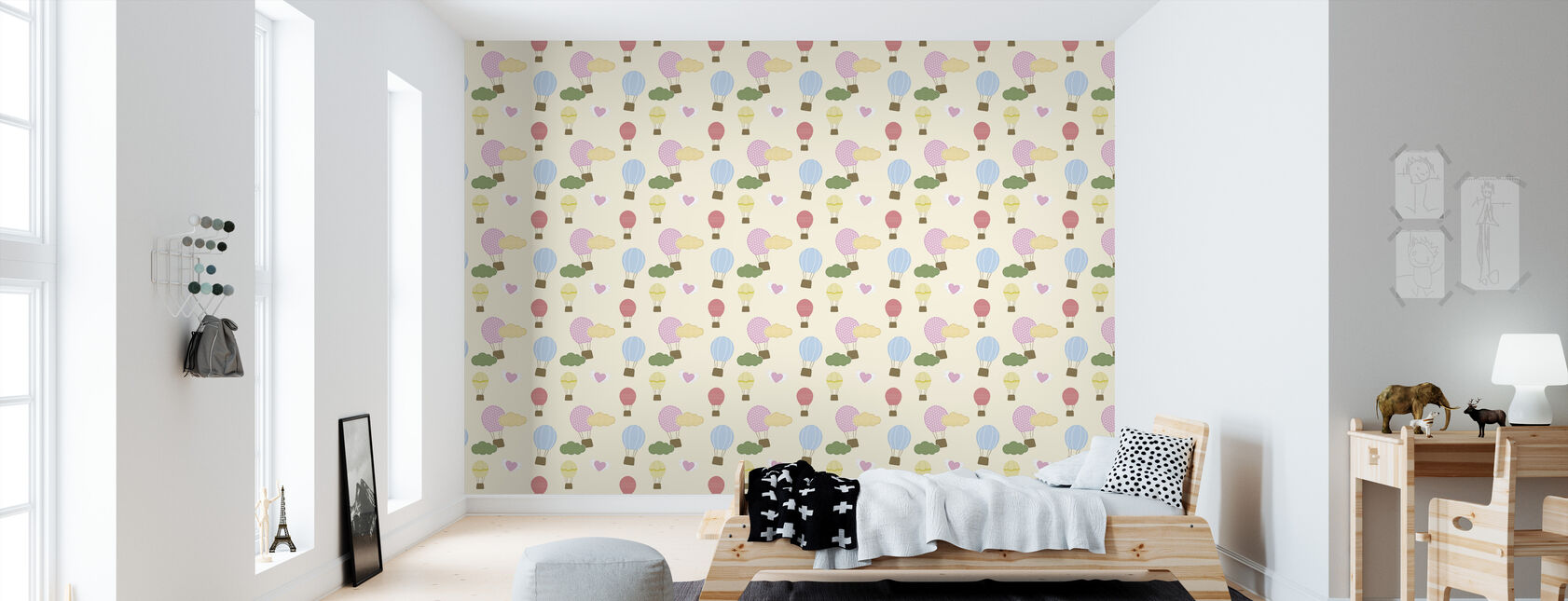 Perfect Day Multi - Wallpaper - Kids Room