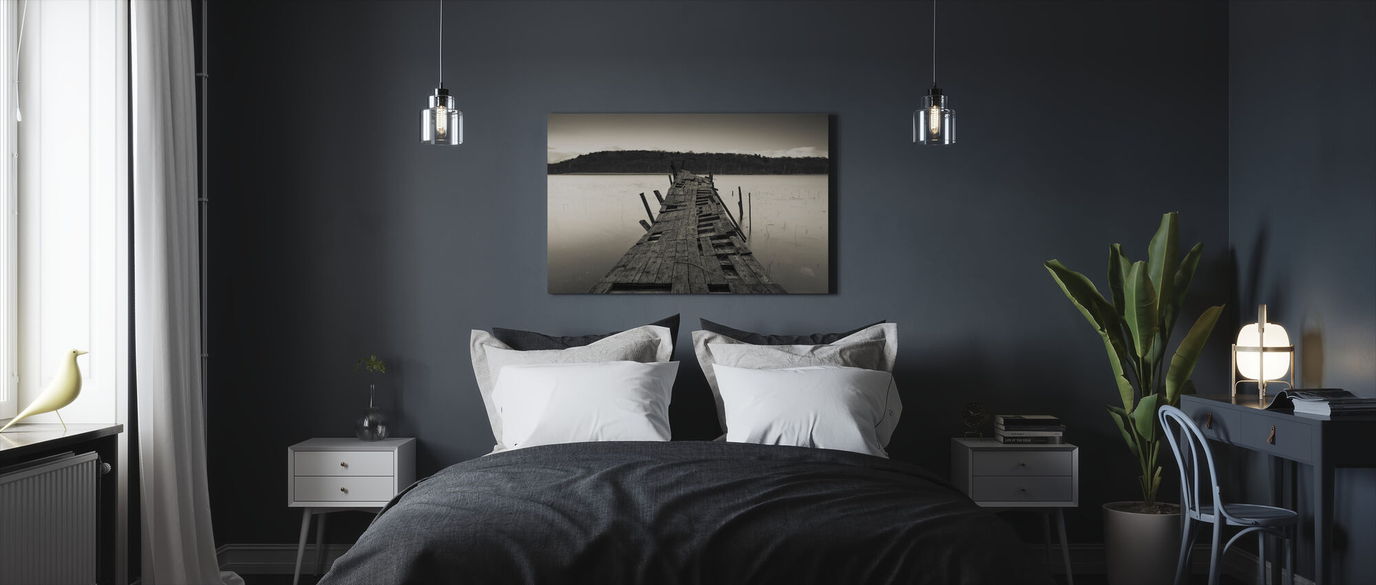 In Need of Maintenance - Canvas print - Bedroom