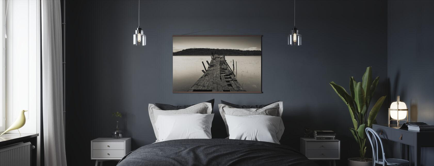 In Need of Maintenance - Poster - Bedroom