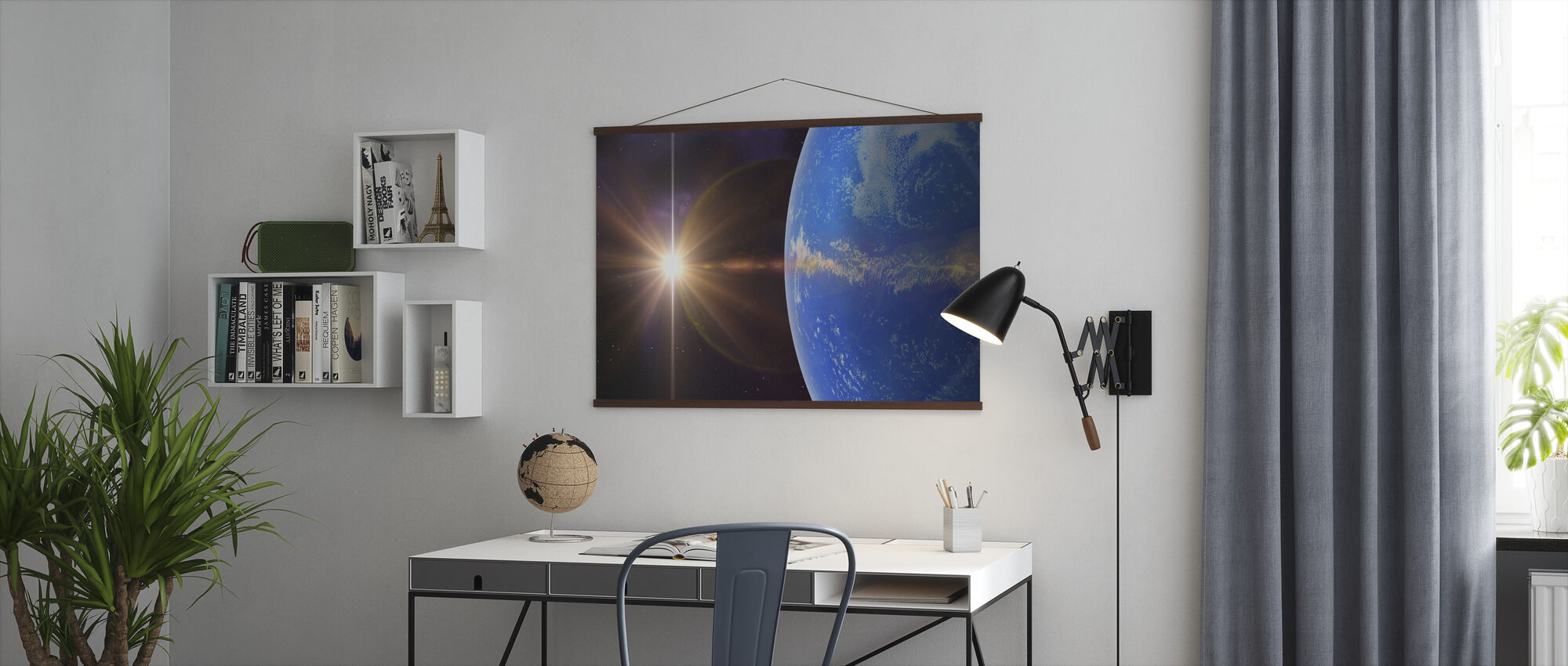 Blue Planet - Poster - Office