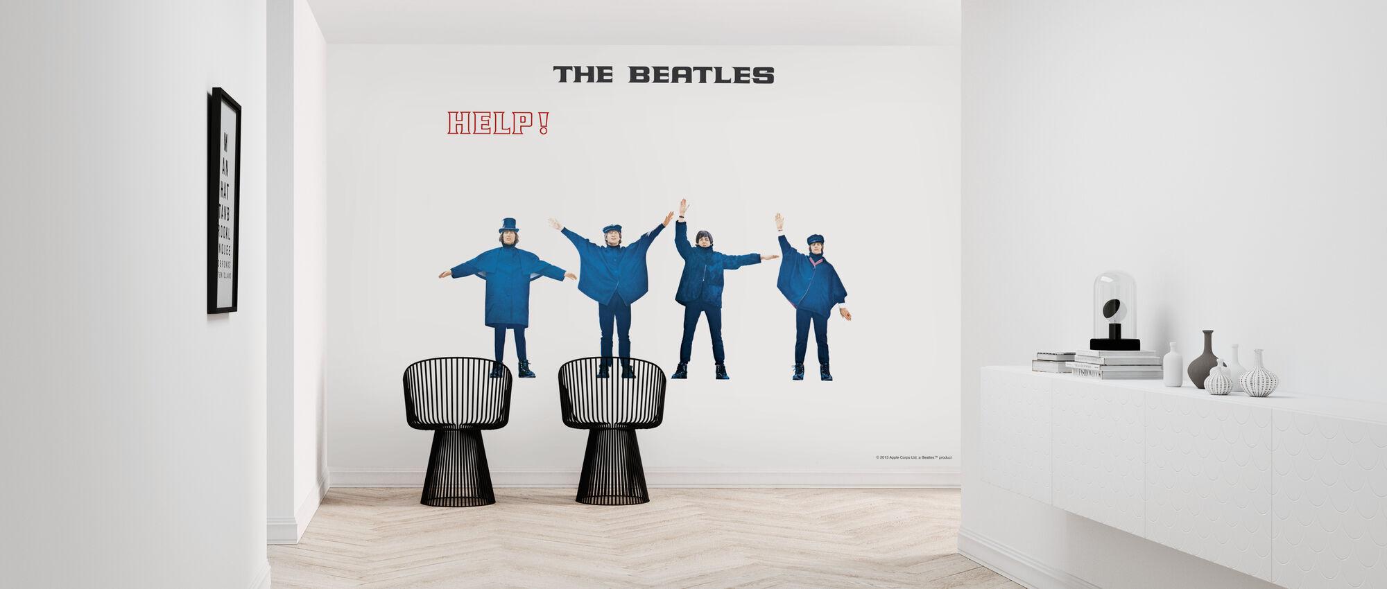 Beatles - Hjelp - Tapet - Gang