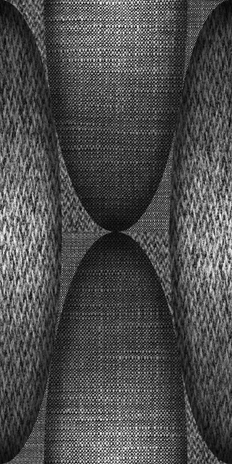 Clothed Wall Fototapeter & Tapeter 100 x 100 cm