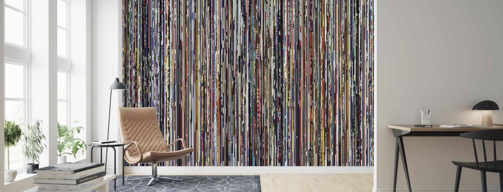 - Datrix - Wallpaper - Living Room