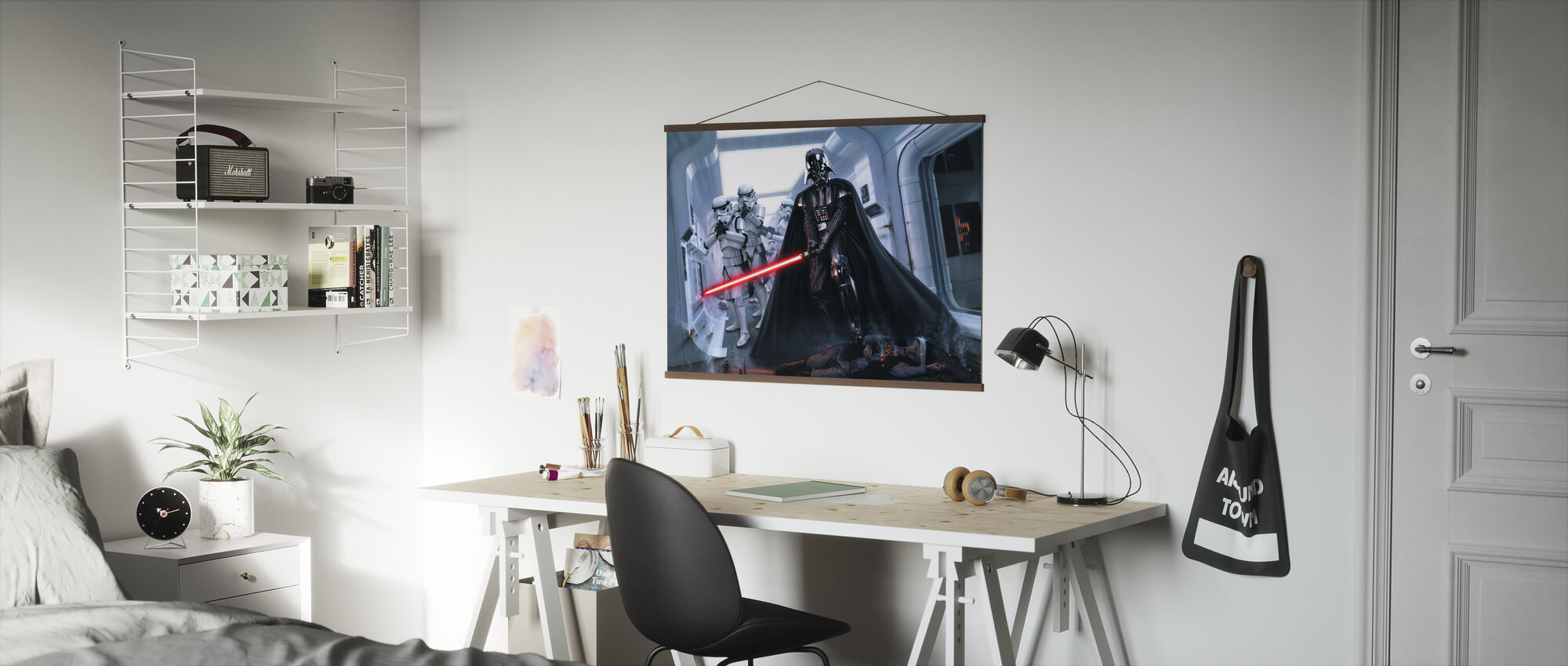 Darth Vader™ - Hämnd - Poster - Kontor