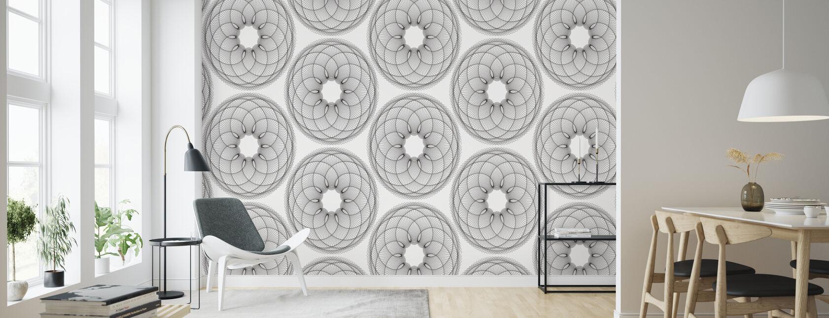 Oh, Guille - Wallpaper - Living Room