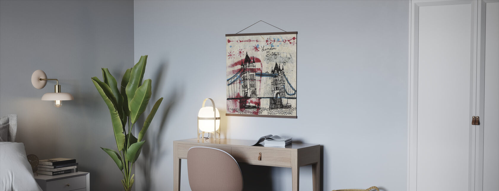 Tower Bridge - Poster - Office