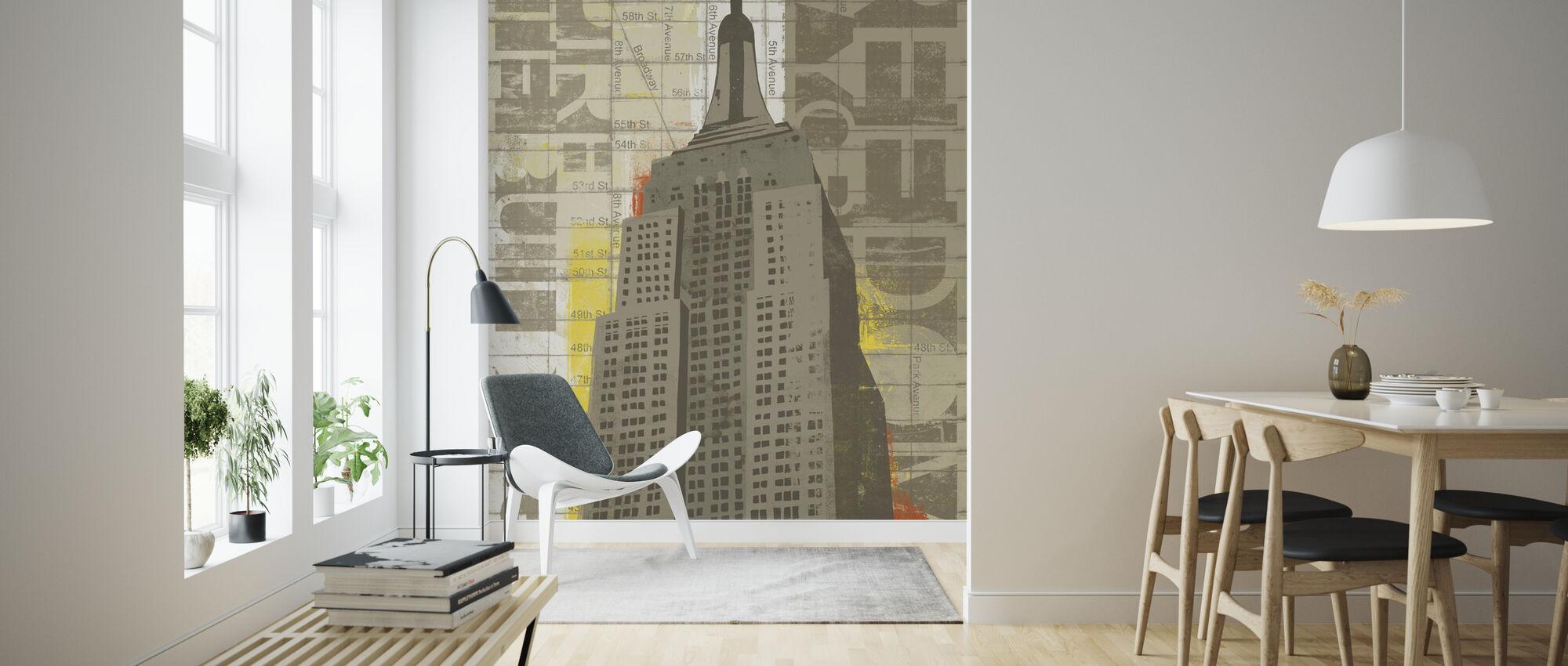 Freedom - Wallpaper - Living Room