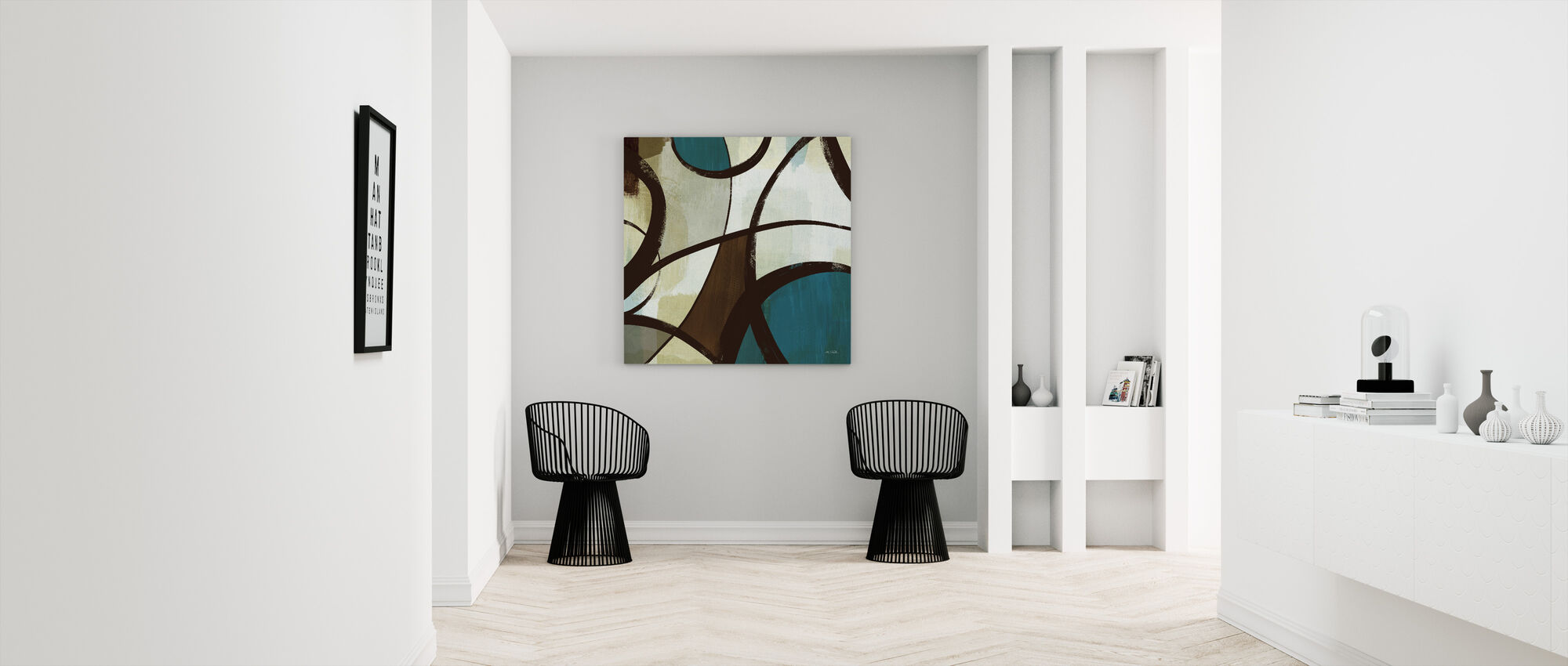 So Sumi I - Canvas print - Hallway
