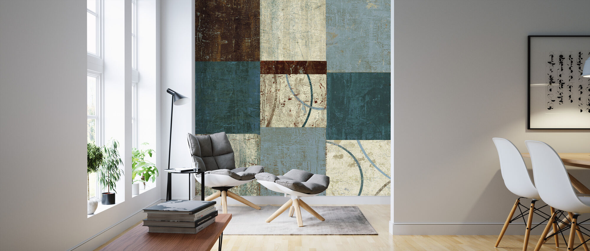 Speculation - Wallpaper - Living Room