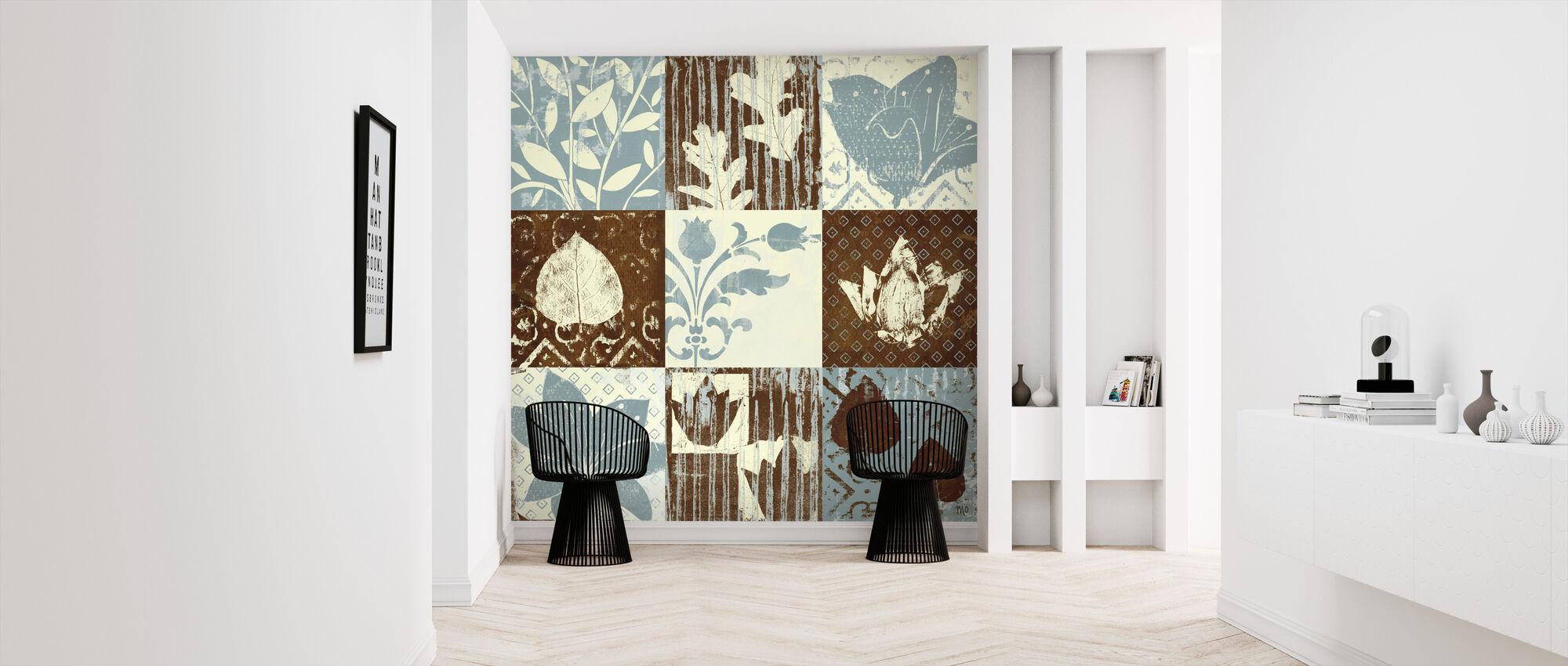 Natures Gift I - Wallpaper - Hallway