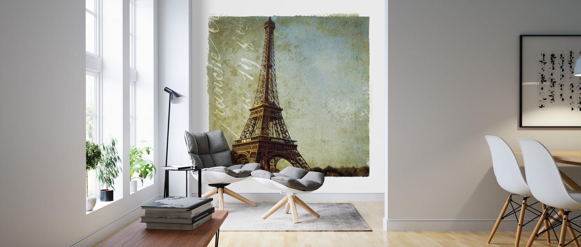 Pariisin kulta-aika I - Tapetti - Olohuone