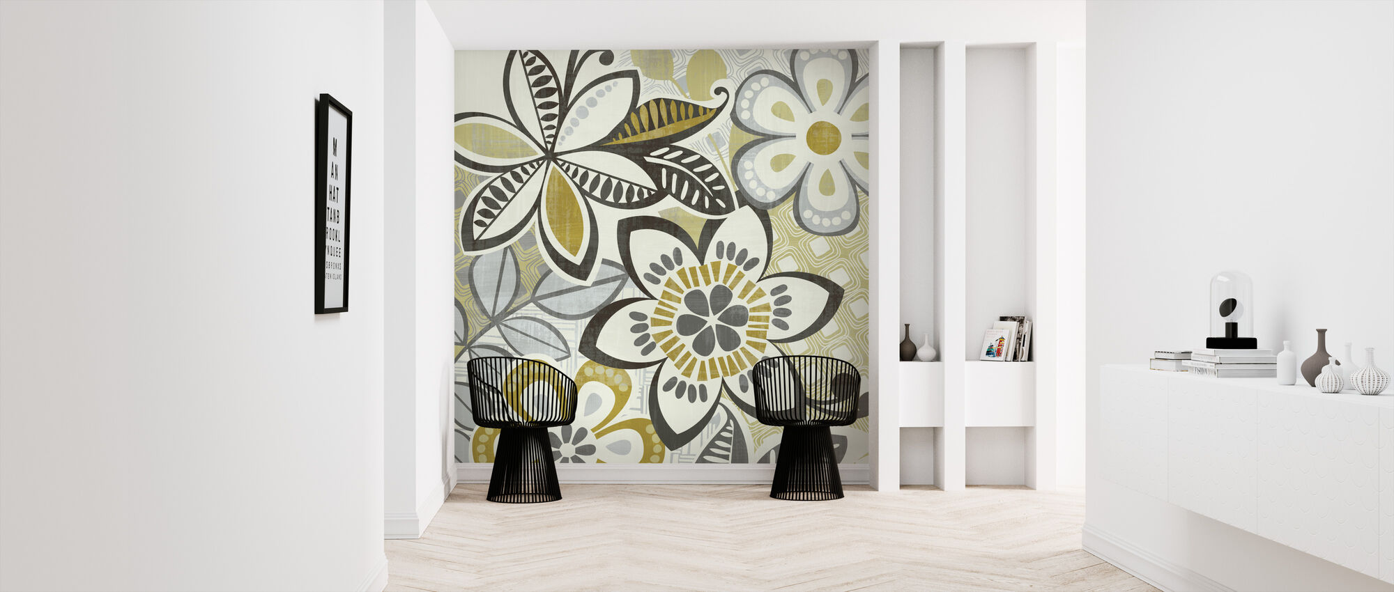 Free Wheelin I - Wallpaper - Hallway