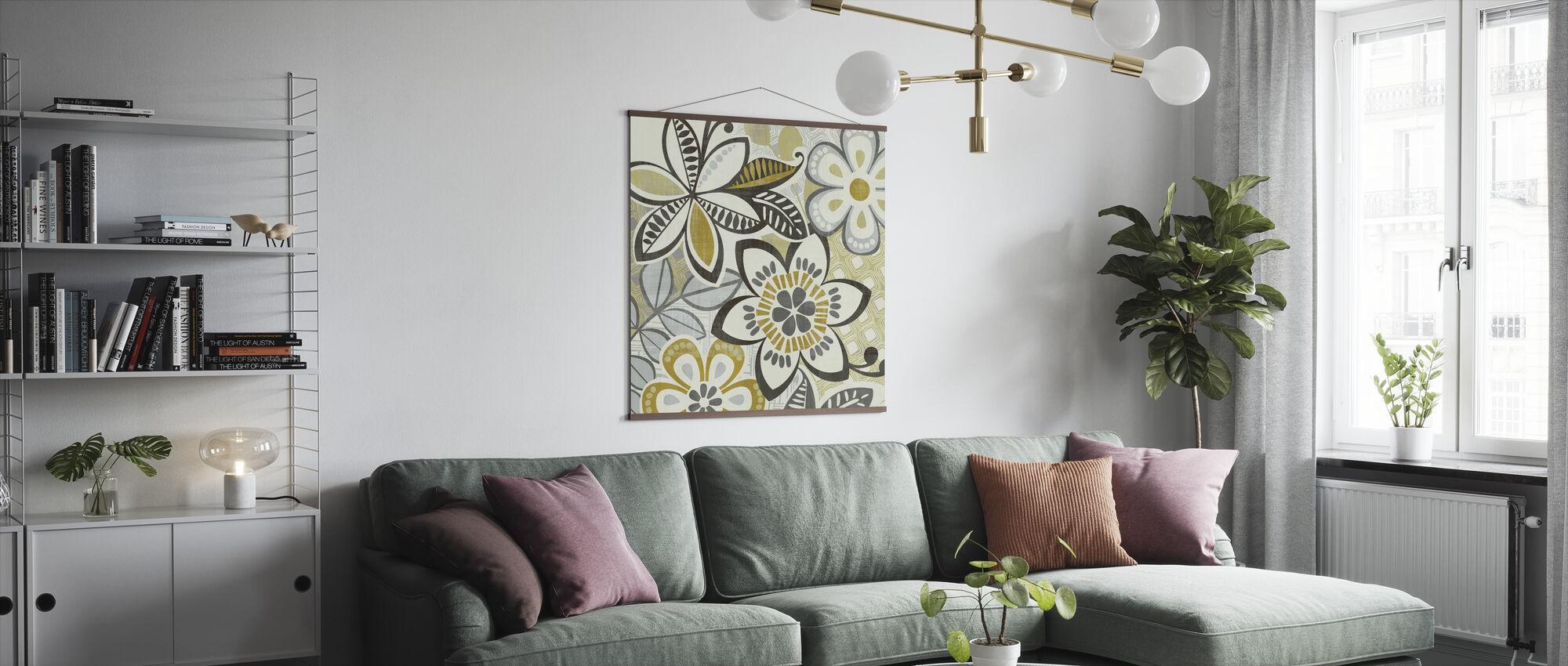 Free Wheelin I - Poster - Living Room