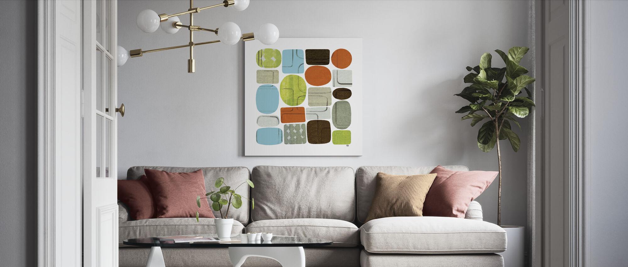 Beans II - Canvas print - Living Room