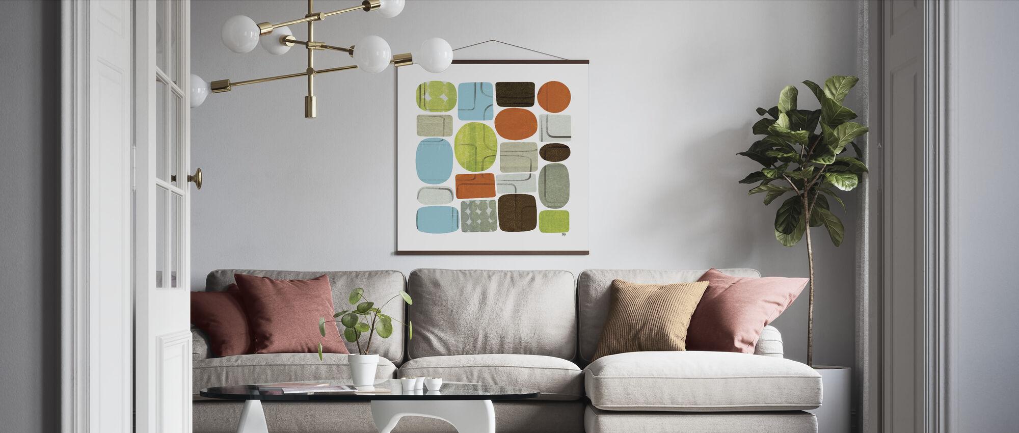 Beans II - Poster - Living Room