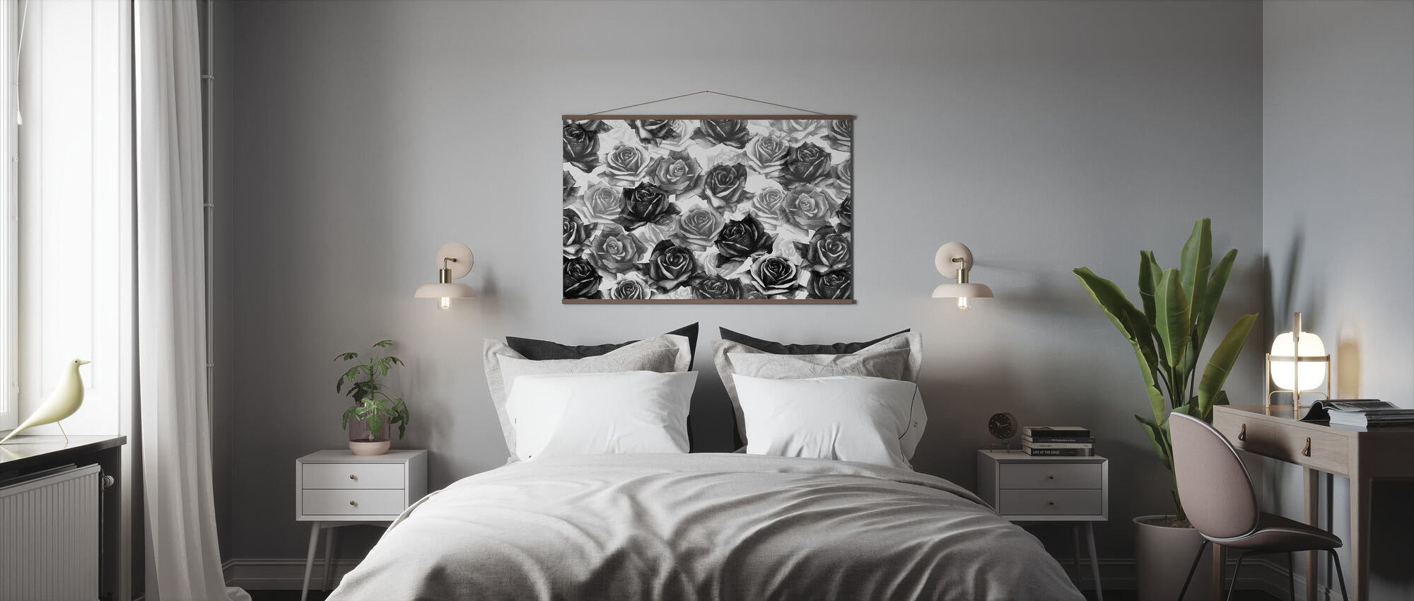 My Black Roses - Poster - Bedroom