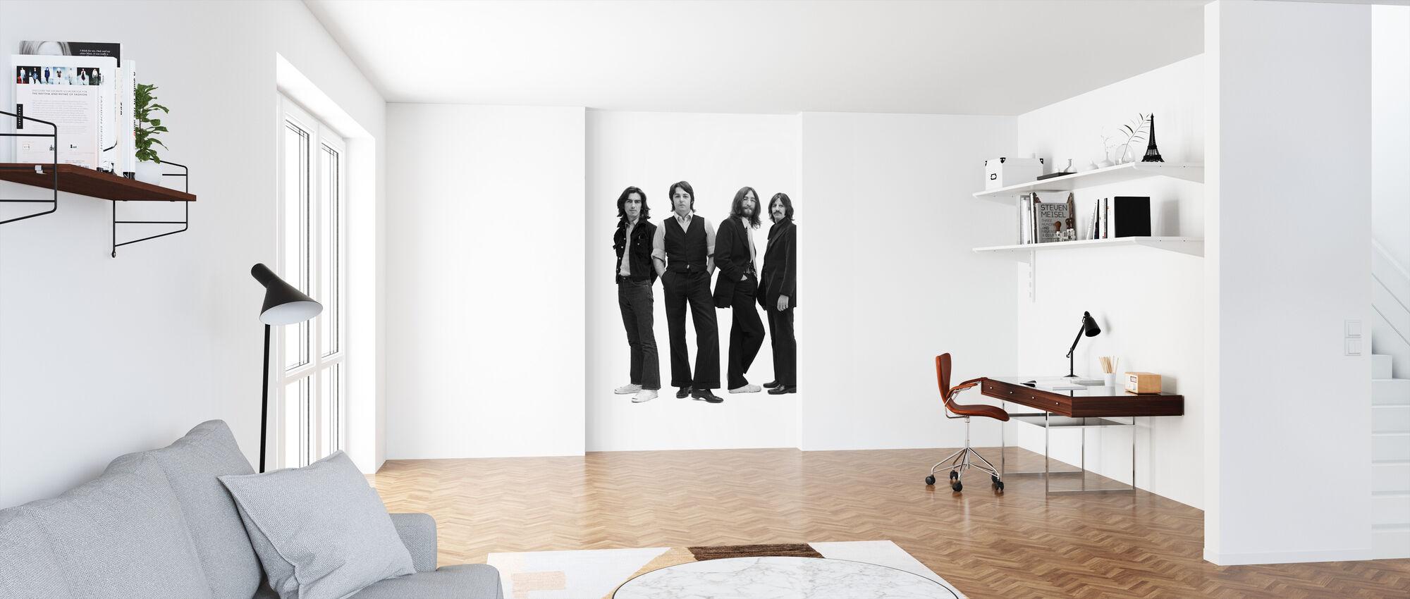The Beatles - Pose - Tapet - Kontor