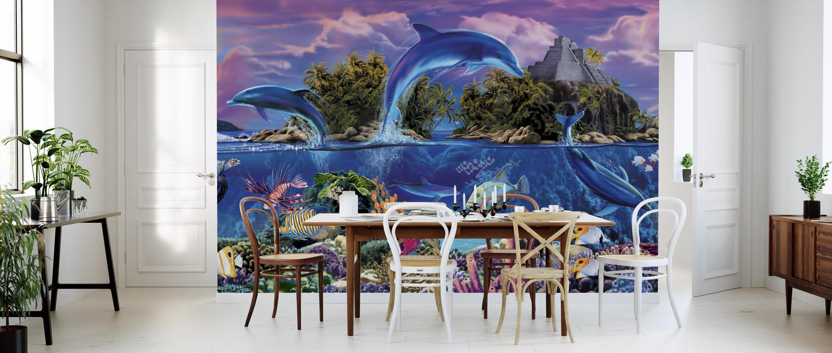 marine panorama fototapete nach ma photowall. Black Bedroom Furniture Sets. Home Design Ideas