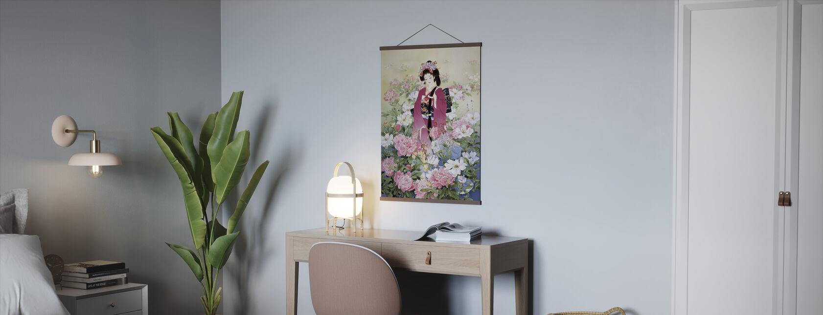 Syakuyaku - Plakat - Kontor