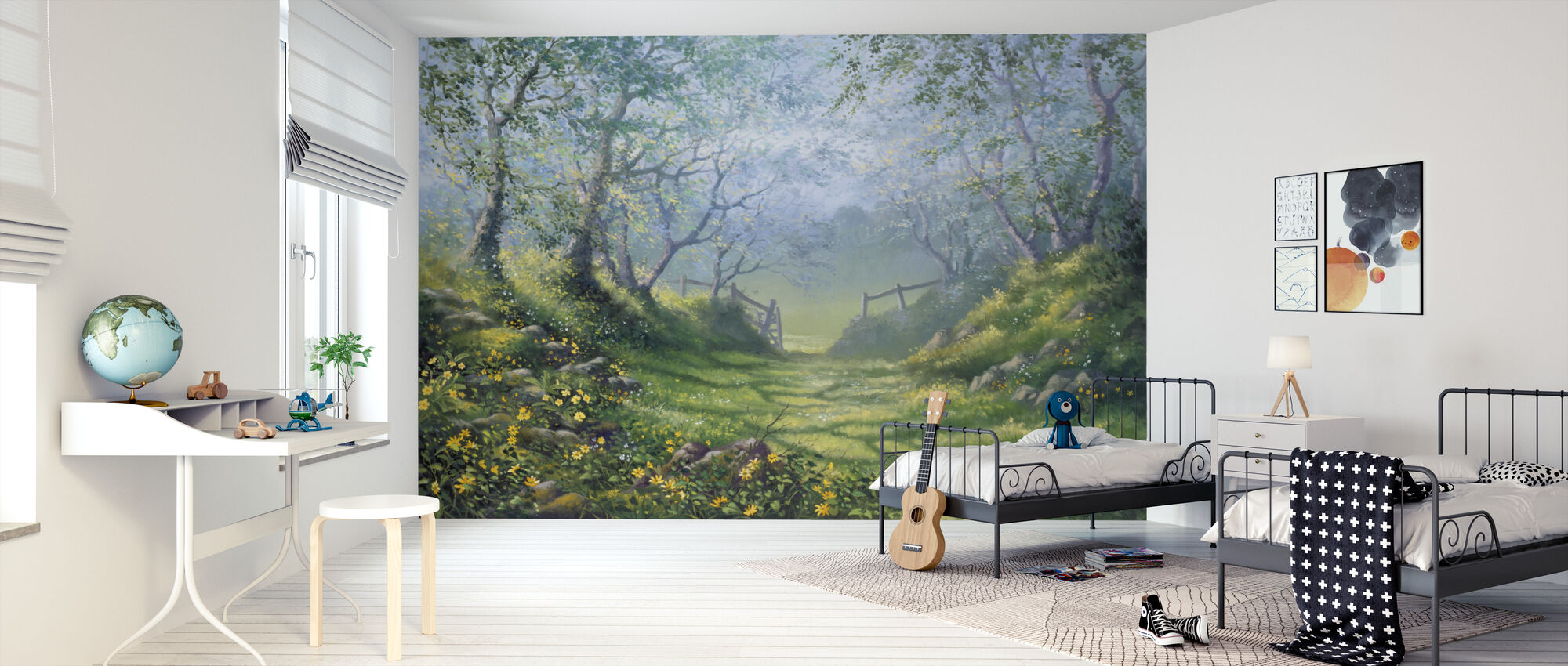 Early Spring Affordable Wall Mural Photowall