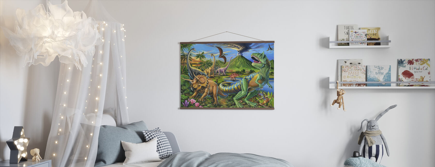 360 - Poster - Kids Room