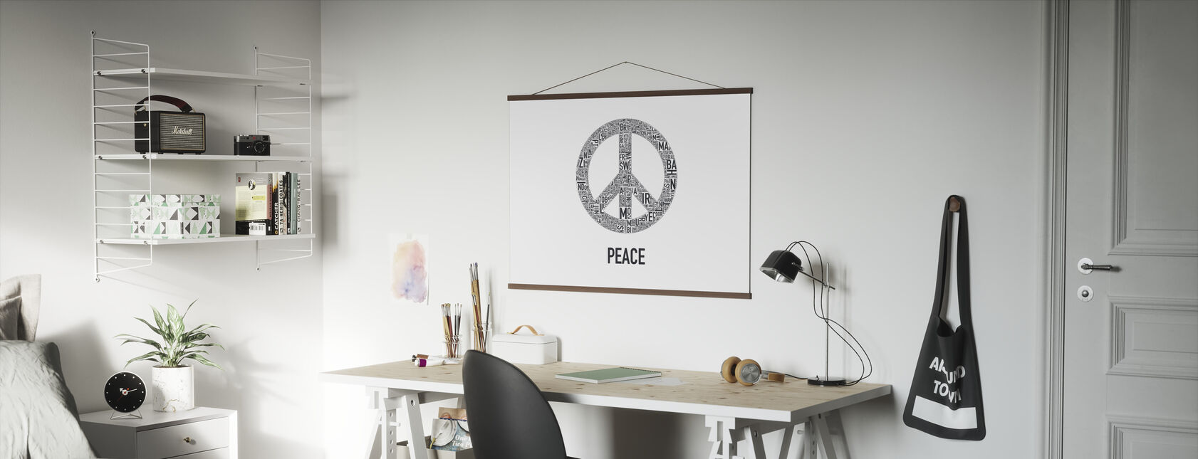 The Peace - Poster - Office