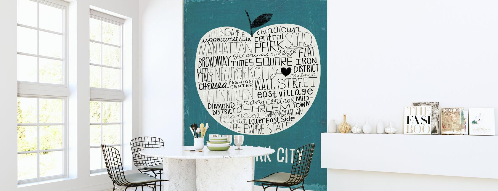 Mullan - Big Apple - Wallpaper - Kitchen