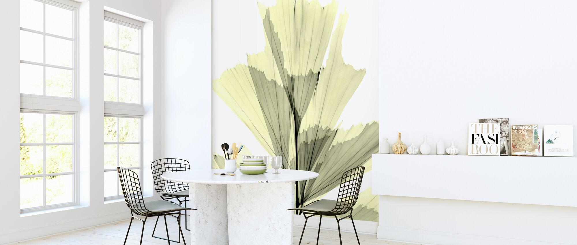 Fish Tail Palm - Wallpaper - Kitchen