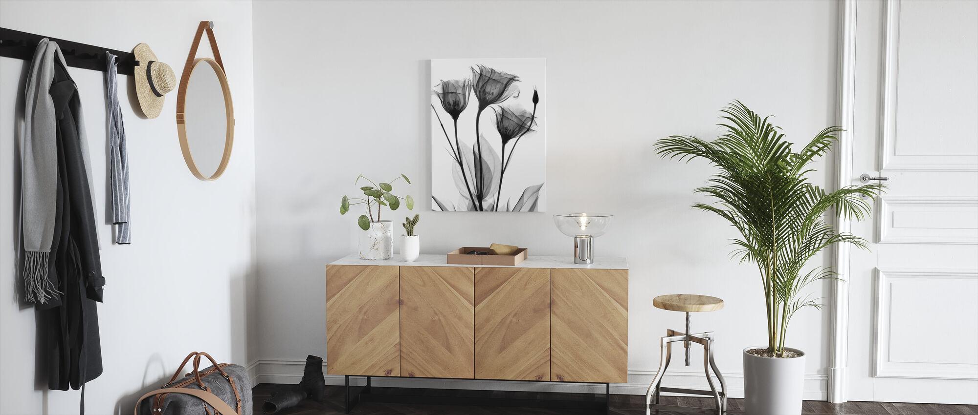 Gentian - Canvas print - Hallway