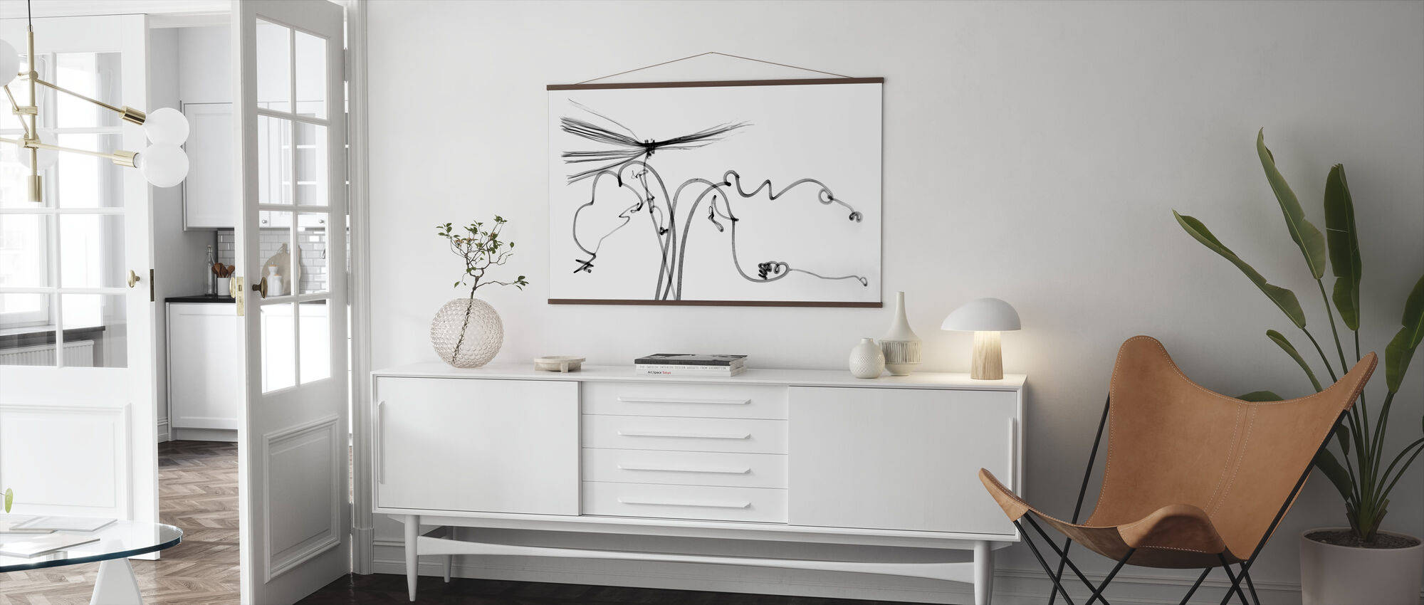 Dragonfly - Poster - Living Room