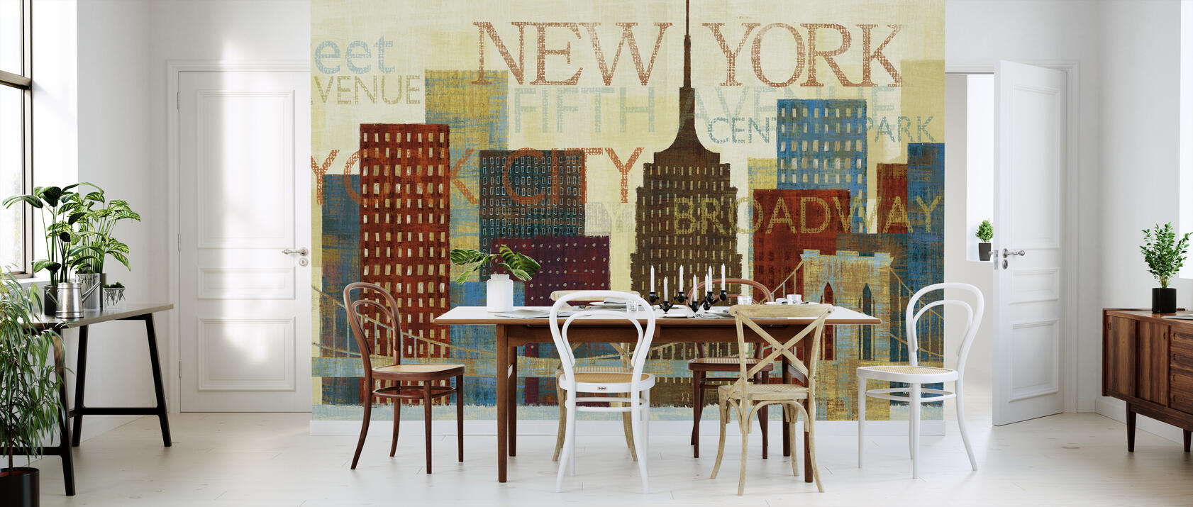 hey new york fototapete nach ma photowall. Black Bedroom Furniture Sets. Home Design Ideas